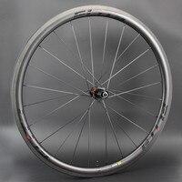 Elite KING DT Swiss 240 S карбоновое Велосипедное колесо 30 38 47 50 60 88 мм 700c колесная пара велосипеда Tubular бескамерная клинчерная покрышка готов