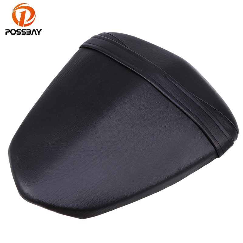 POSSBAY Motorcycle Accessories Scooter Rear Seat Cover Motorbike Saddle For Yamaha YZF R1 2009 2010 2011 2012 2013