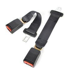 Universal 36cm Car Seat Belts Safety Belt Webbing Extender Car Seatbelt Extension Car Seat Belt Buckle Vehicle Auto Decor