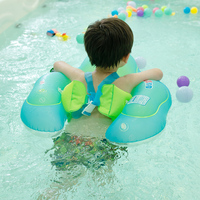 Baby Swimming Ring Inflatable Infant Armpit Floating Kids Swim Pool Inflatable Double Raft Rings Accessories Circle Bathing Toy