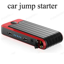 2016 latest Mini moveable automotive bounce starter multi operate diesel energy financial institution battery 12V automotive charger auto begin booster