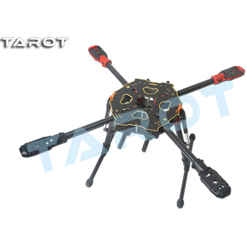 Tarot 650 Sport TL65S01 Multifunction Quadcopter With Retractable Landing Gear