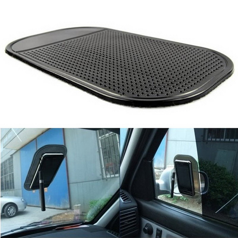 New Nano Car Magic Anti Slip Dashboard Sticky Pad Non slip Mat GPS Phone Holder