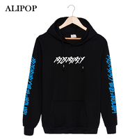 Youpop KPOP Korean Fashion IKON BOBBY SOLO HOLUP Album Cotton Hoodies With Hat Clothes Pullovers Sweatshirt