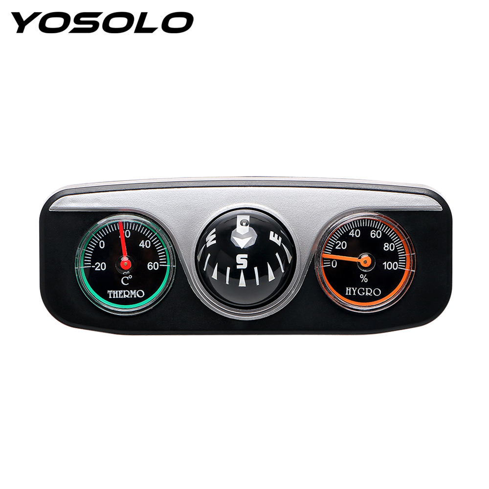 YOSOLO 3 in 1 Guide Ball For Auto Boat Vehicles Car Ornaments Interior