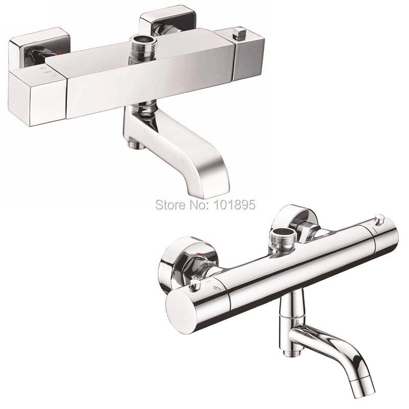 Здесь продается  X9017BS2 Luxury Wall Mounted Brass Material Thermostatic Shower Faucet  Строительство и Недвижимость