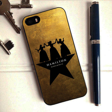 Hamilton Schuyler Sisters Musical fashion phone Case cover for iphone 4 4S 5 5S 5C SE 6 6 plus 6s 6s plus 7 7 plus #FC121