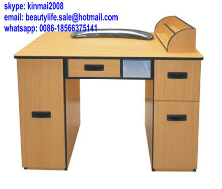 china cheap nail salon furniture nail technician tables beauty spa