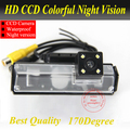"""New Wired CCD1/3""""car rearview camera for For Mitsubishi Grandis car camera waterproof rear view car camera Super good quality"""