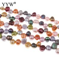 Natural Freshwater Pearl Strand Multi Colour Loose Beads Irregular Baroque Pearls For Necklace DIY Jewelry Making