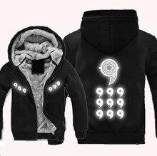 Naruto Uchiha Luminous Hoodie Jacket (20 styles)