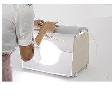 цена на K50 Photography Light Box Portable Photo Studio Tent Foldable Table top LED l CD50