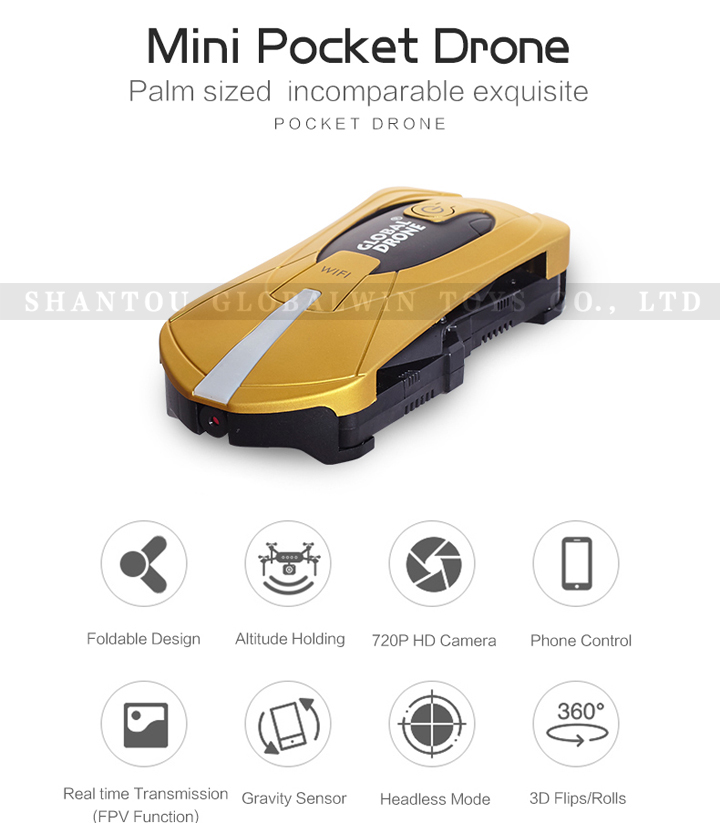 Rc Helicopter Foldable Mini Drones (6)