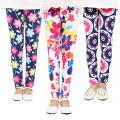 Baby Kids Childrens printing Flower Toddler Classic Leggings girls pants Girls legging 2-14Y baby girl Leggings