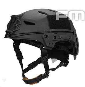 Image 4 - Sports Helmets Military NEW TB FMA BUMP EXFLL Lite Tactical Helmet Black AirsoftSports Paintball Combat Protection Free Shipping