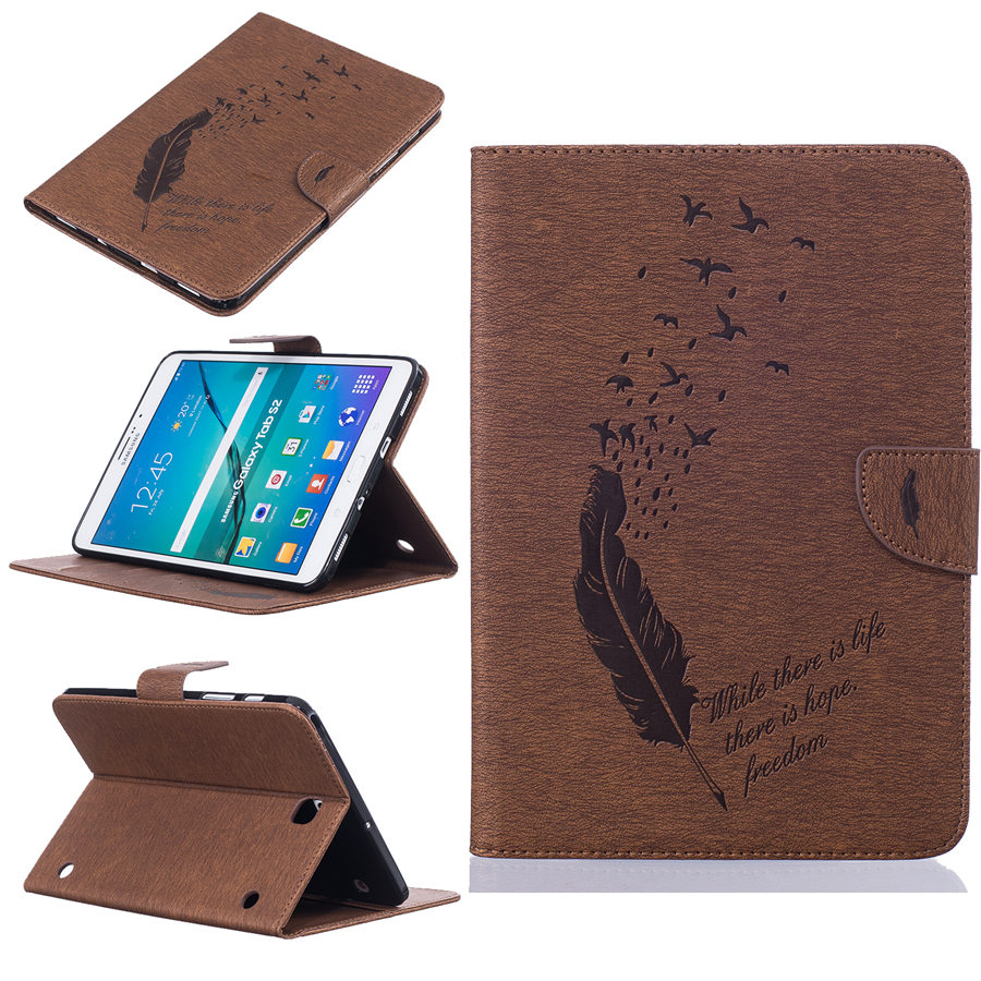 Amusing Peacock Painting Fashion Leather Passport Holder Cover Case Travel Wallet 6.5 In