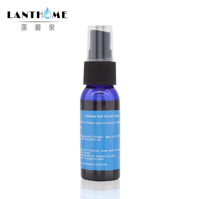 3PC Lanthome Fast Hair Growth Essence Dense Hair Root Regrowth Treatment Facial Hair Men Gromming Growth Spray For Men And Women 3