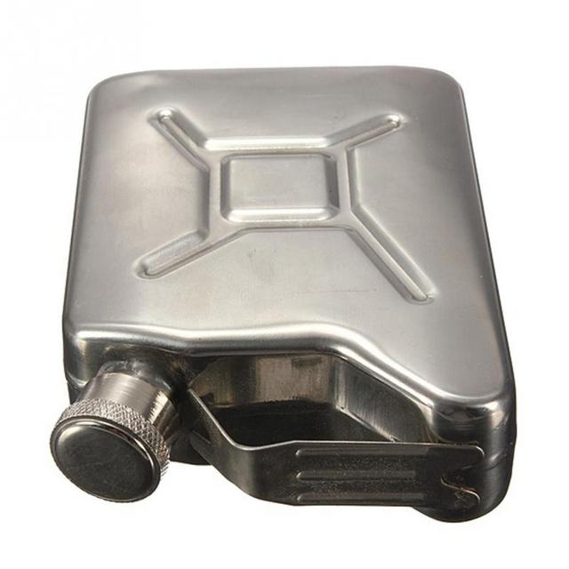 Jerrycan Shaped Hip Flask