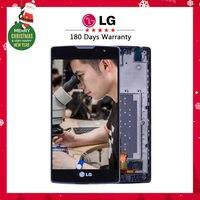 Tested Warranty 4 7 Inch Black 1280x720 LCD For Lg Spirit H440 H442 H420 H440N C70