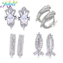 Jewelry Accessories - Jewelry Findings  - Wholesale Fashion Jewelry Supplies DIY Earrings Hooks Findings Accessories For Women Hoop Dangle Tassel Pearls Earrings Making