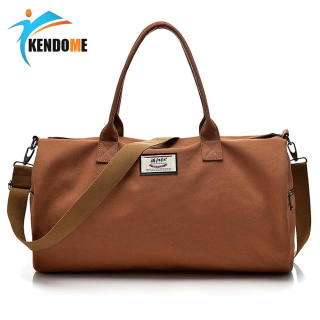 e31b6aea9406 Waterproof Nylon Sports Gym Bags Training Fitness Bag Men Woman Durable  Multifunction Travel Yoga Handbag Outdoor