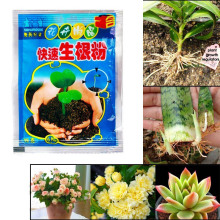 10 мешков Быстрый порошок для укоренения агент для фруктовых деревьев резки цветочных растений E2S