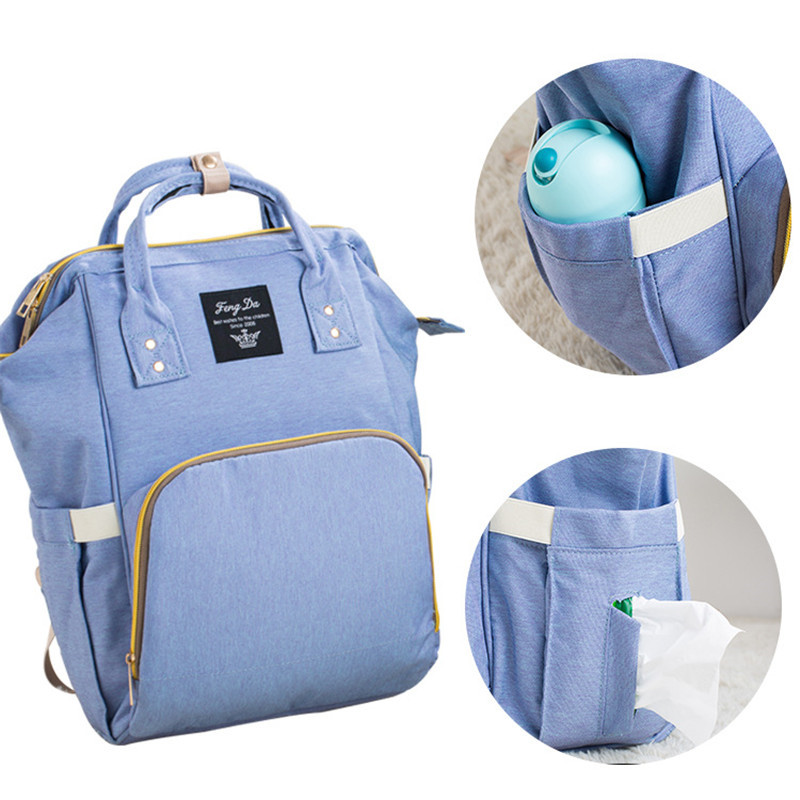 Fashion Baby Bag Travel Backpack Designer Nursing Bag For Baby Mom Backpack Women Carry Care Bags