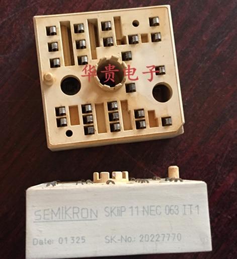 Free shipping NEW SKiiP11NEC063IT1 MODULE free shipping new luh50g1202 module