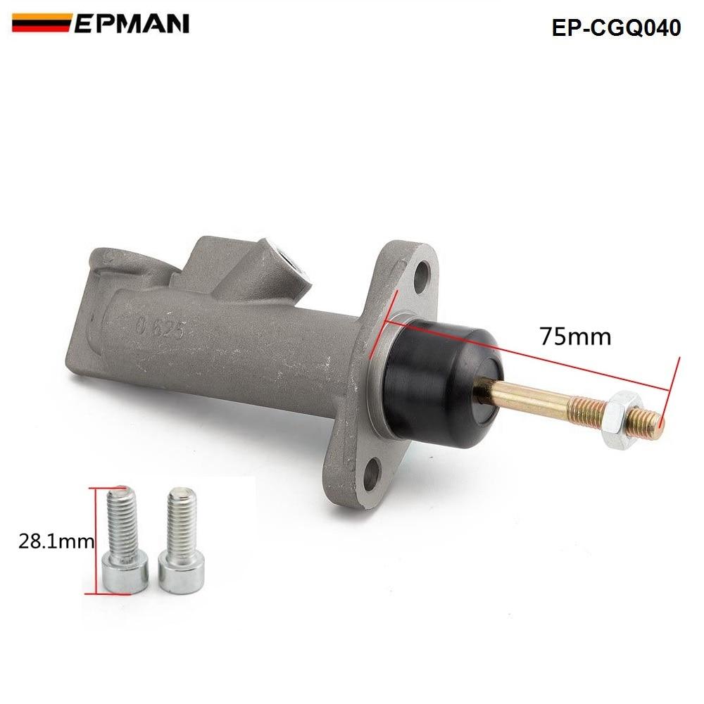 Тип тормозной цилиндр сцепления 0,625 дистанционного Гидравлического ручного тормоза EP-CGQ040