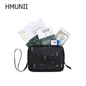 HMUNII Travel Passport wallet