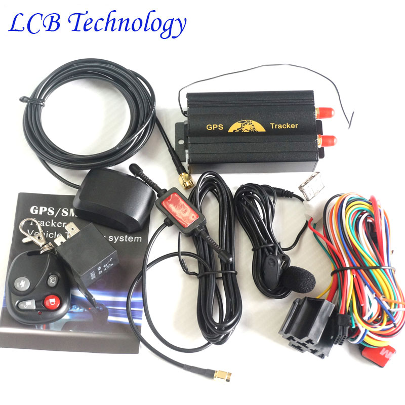 2016 Coban Tk103b Vehicle Gps Tracker Remote Control