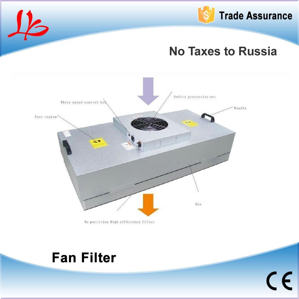 Gebläsefiltergerät FFU effiziente luftreiniger filter hundert ...
