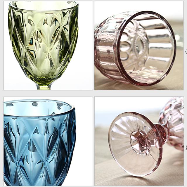 Vintage Wine Glass Goblet