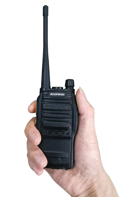 Nouveau PCS BF S Baofeng Talkie Walkie Longue Portée Radio - Talkie walkie longue portée