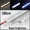 Free Shipping 50 * 100cm 72 LED Rigid Strip SMD 5630 Bar light  1m waterproof + Aluminium profile + pc Cover , 50sets/lot