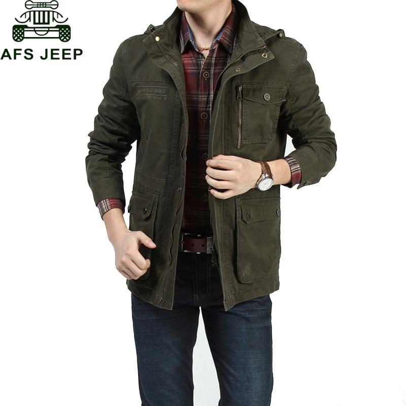 High Quality 2017 Winter Jacket Men Casual Warm Brand-clothing Men Jacket moletom masculino Multi-pockets Slim Fit Hooded Coat