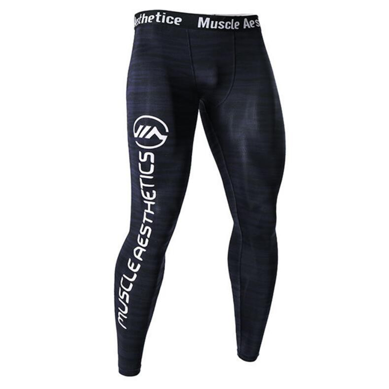 Trousers Leggings Fitness-Pants Yoga-Bottoms Training Tight Compression Workout Sports
