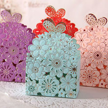 Bright Coloured Gift Boxes
