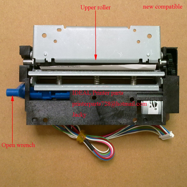 New Compatible Thermal Print head For sei TLP347 LTPF347F C576 E LTPF247F MINI Printer movement with
