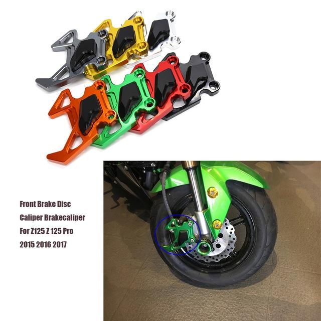 For Kawasaki Z125 Motorcycle Brake Disc Caliper Brakecaliper Guard