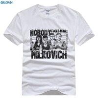 GILDAN Yeni Yüksek-Q erkek kadın Utanmaz DUDAK pamuk baskı T-Shirt tees punk rock hiphop severler Utanmaz DUDAK gevşek t-shirt