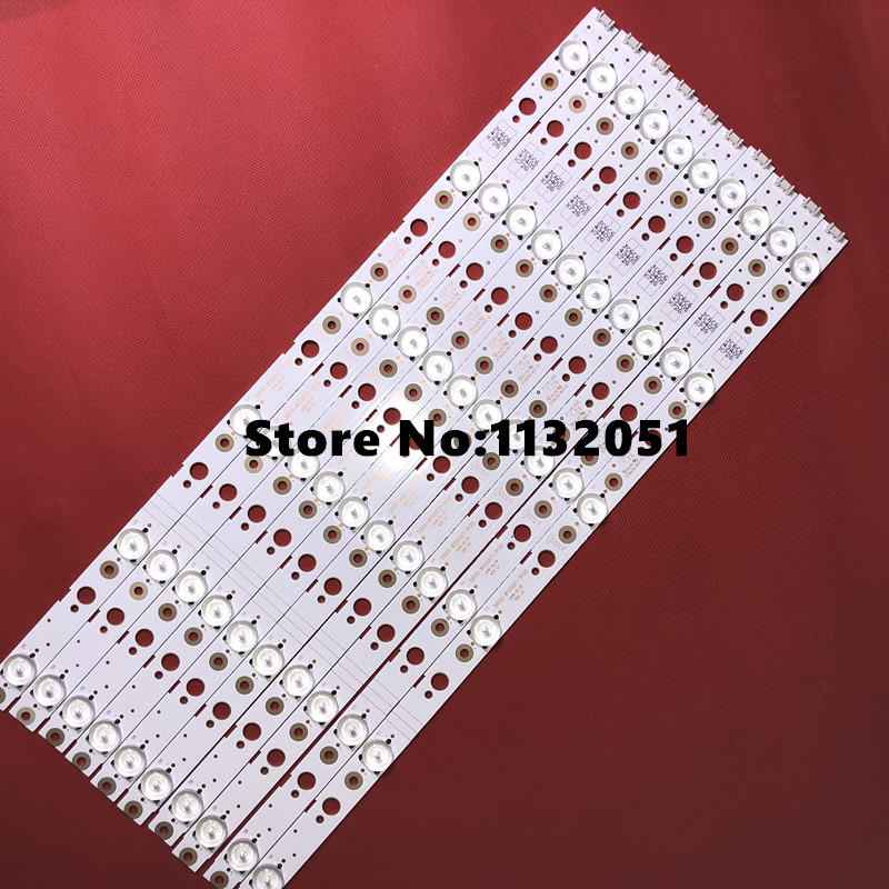 For 49E3000 49E6000 49E360E/5ERS 5800-W49001-1P00 500 5800-W49001-0P00 5800-W49001-DP00 480MM 6 Leds