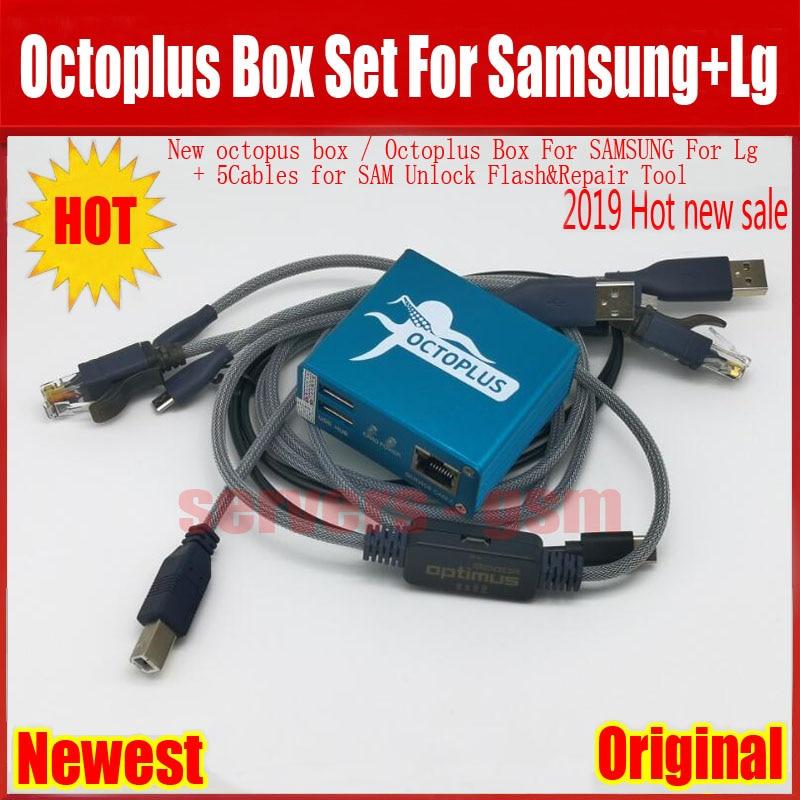 Octoplus octopus box for samsung Lg SE Frp activation repair unlock