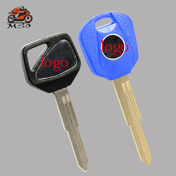 Motorcycle key embryo blank key Chip Keyring CBR600RR CBR 900RR 929RR 954RR 1000RR VTR1000 CB400 VTEC 1-4 th CB1300 Moto Logo Мотоцикл