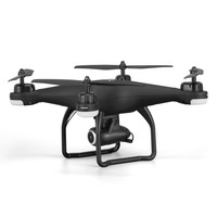 S20W 4ch RC Camera Drone with GPS 400M Remote Control Distance Wide Angle 720p/1080p HD Camera Wifi FPV RC Helicopter