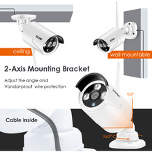 Outdoor Weatherproof CCTV Wireless IP Camera Security System Surveillance Kit 4CH 960P HDMI Night Vision 4PCS 1.3 mp IR
