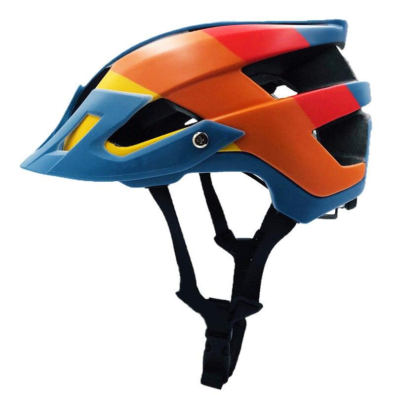 New Unisex Bicycle Helmet Ultralight Cycling Sportwear PC EPS Integrally molded Road Mountain MTB Bike Helmet