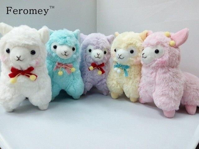 Kawaii Mini Alpaca Vicugna Pacos Plush Toy Japanese Soft Plush