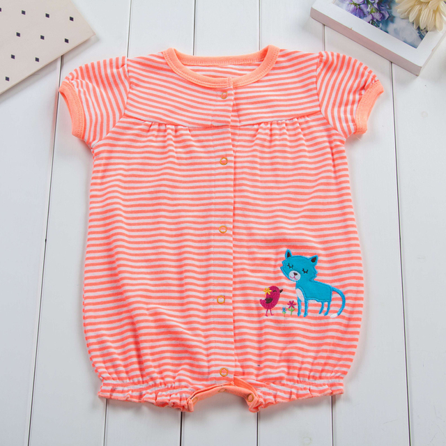 ed612a358 100% Cotton Baby Rompers Brand Baby Costumes Baby Boys Girls Clothes ...