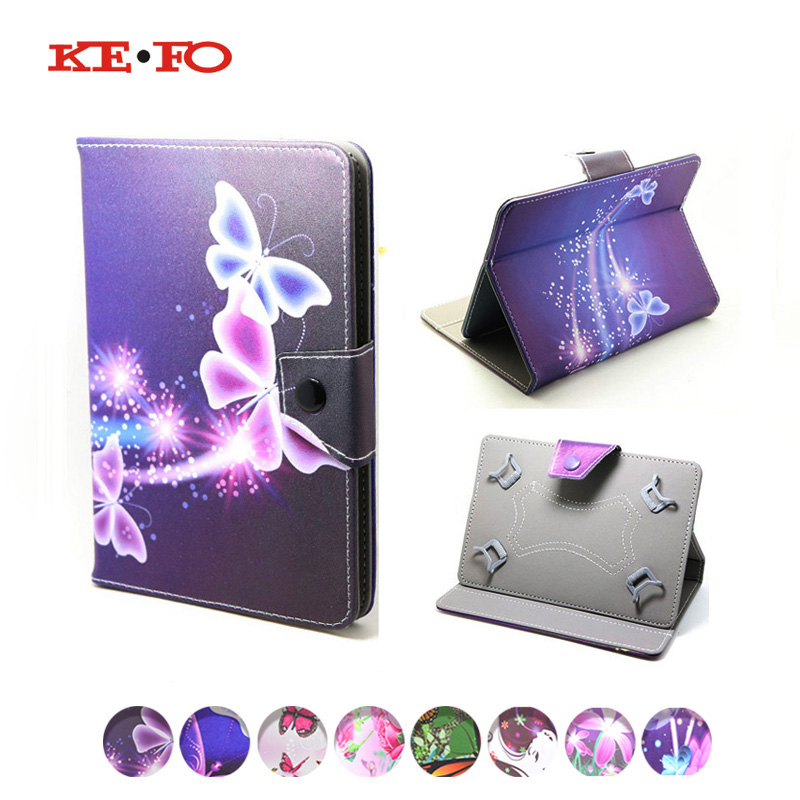 KeFo For Asus Memo Pad HD 7 Me173X Universal child 7 inch tablet Case PU Leather CoverFor ASUS ZenPad 7.0 Z370C Z370CG beautiful gitf new luxury stand case cover for asus memo pad 7 me176c me176cx tablet wholesale price jan16